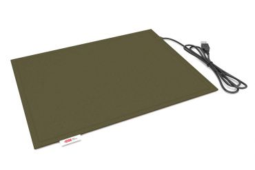 Lappo Comfort Pad USB Sitzkissen - Oliv