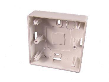 Aufputzdose für Thermostat